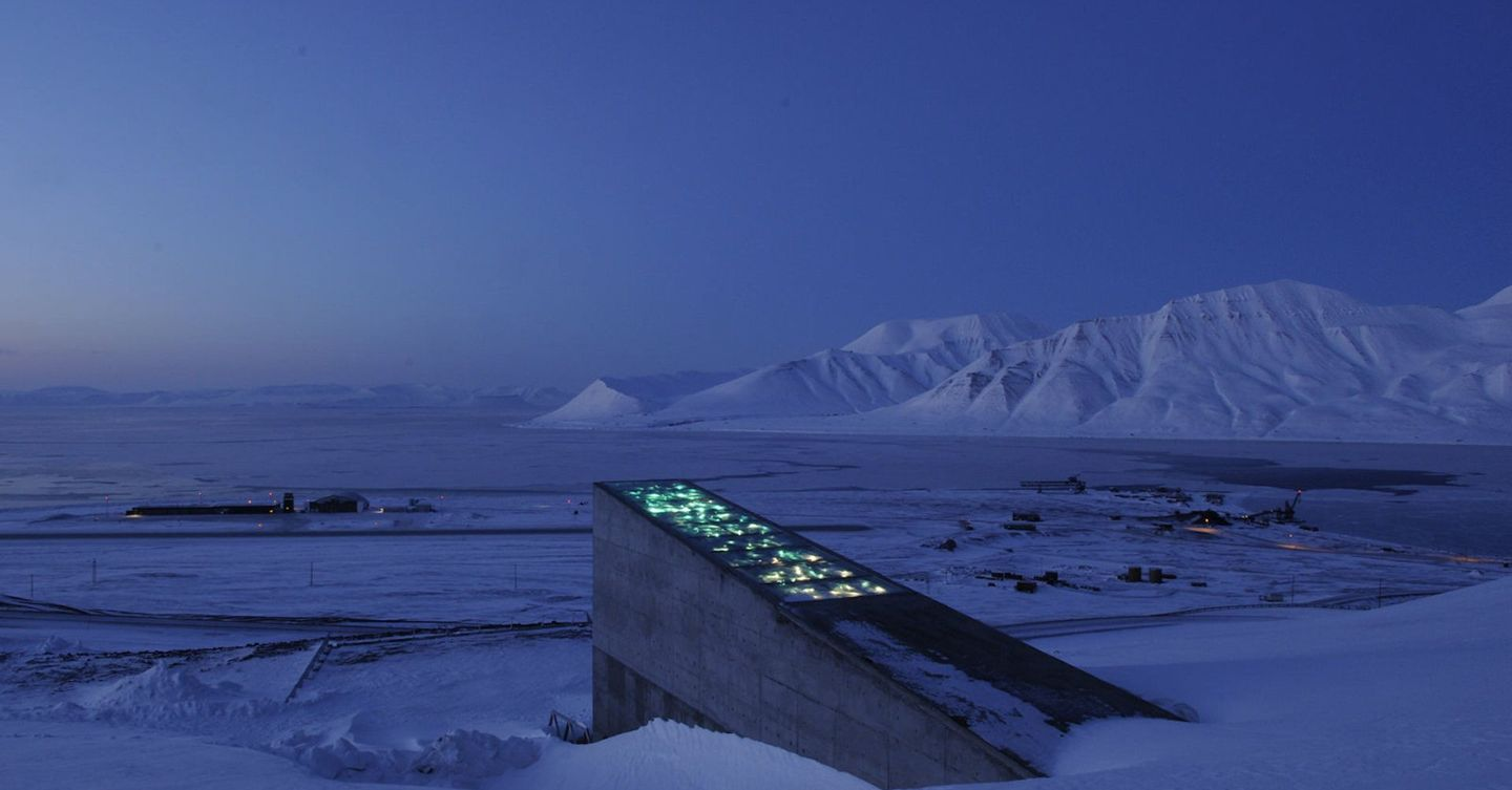 The Arctic World Archive
