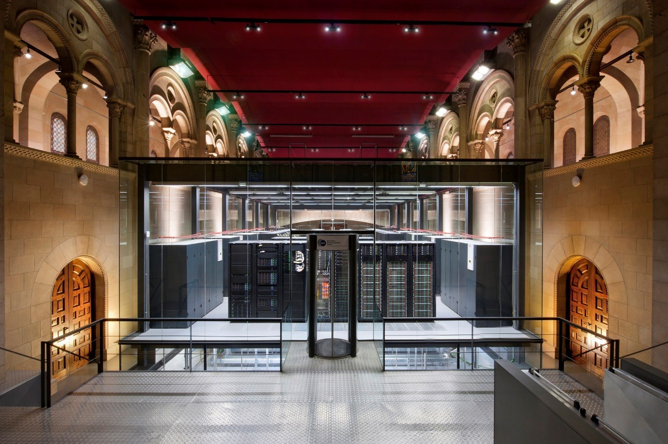 The Barcelona Supercomputing Centre (BSC)