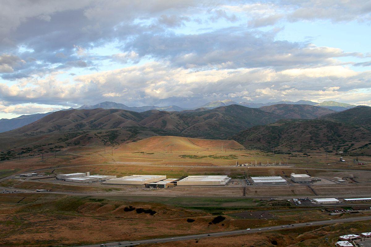 The Utah Data Centre